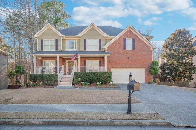 933 Brookgreen Place, Lawrenceville, GA 30043 (MLS #6690858) :: The Heyl Group at Keller Williams