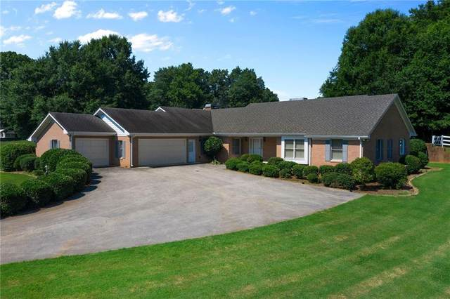 210 Wildwood Drive, Cartersville, GA 30120 (MLS #6690911) :: Thomas Ramon Realty