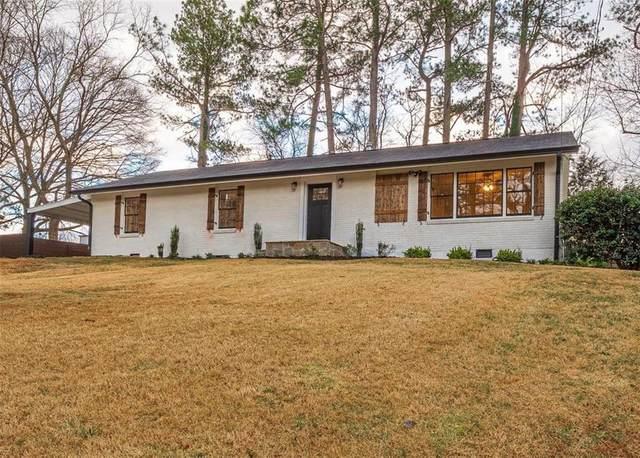 1998 Glenroy Place SE, Smyrna, GA 30080 (MLS #6690929) :: MyKB Partners, A Real Estate Knowledge Base