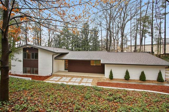1247 Paces Forest Drive NW, Atlanta, GA 30327 (MLS #6690930) :: The Heyl Group at Keller Williams
