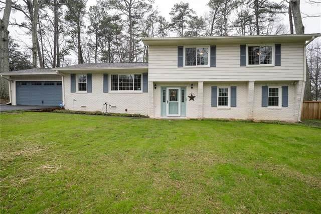 828 Hickory Drive, Marietta, GA 30064 (MLS #6691014) :: North Atlanta Home Team
