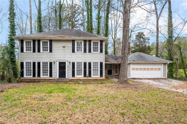 1321 Hidden Hills Pkwy, Stone Mountain, GA 30088 (MLS #6691088) :: MyKB Partners, A Real Estate Knowledge Base