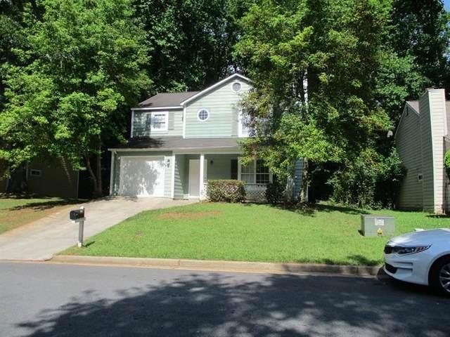 1013 Autumn Crest Court, Stone Mountain, GA 30083 (MLS #6691109) :: Rock River Realty