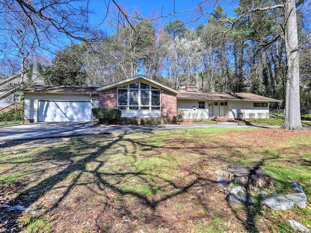 2820 Shady Valley Drive, Brookhaven, GA 30324 (MLS #6691141) :: RE/MAX Paramount Properties