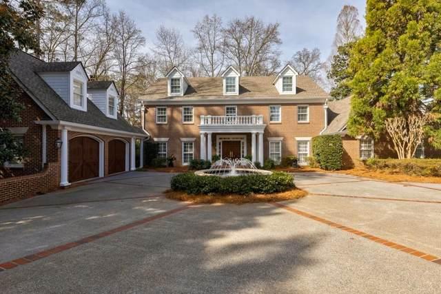 172 Atlanta Country Club Drive, Marietta, GA 30067 (MLS #6691148) :: RE/MAX Prestige