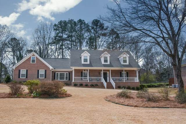 1923 E Gate Drive, Stone Mountain, GA 30087 (MLS #6691297) :: North Atlanta Home Team
