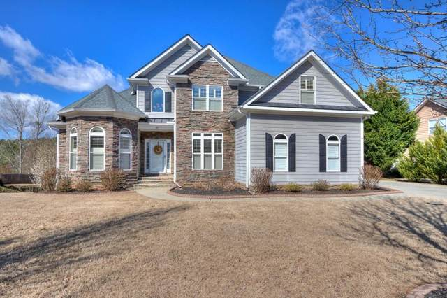 34 Eagles View Drive NE, Cartersville, GA 30121 (MLS #6691307) :: The Realty Queen & Team
