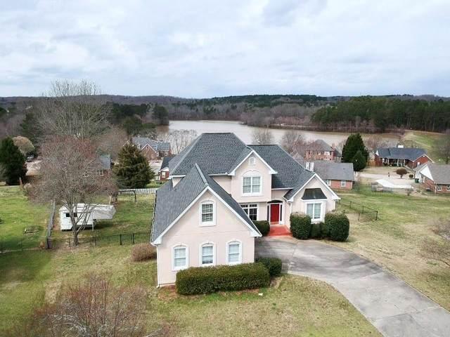 704 High Point Drive, Winder, GA 30680 (MLS #6691325) :: RE/MAX Prestige