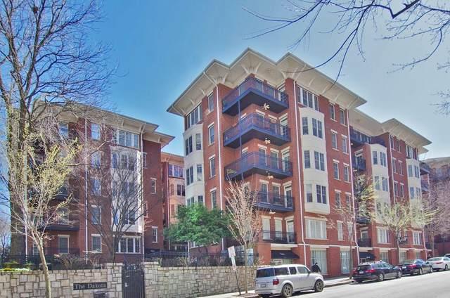 850 Piedmont Avenue NE #2503, Atlanta, GA 30308 (MLS #6691326) :: Rich Spaulding