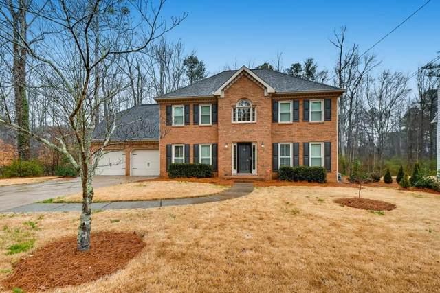 4136 Manor House Drive, Marietta, GA 30062 (MLS #6691364) :: KELLY+CO