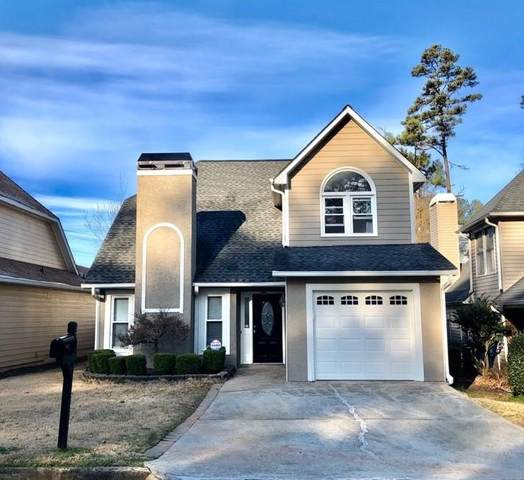 5440 Bridge Pointe Drive, Alpharetta, GA 30005 (MLS #6691382) :: The Realty Queen & Team