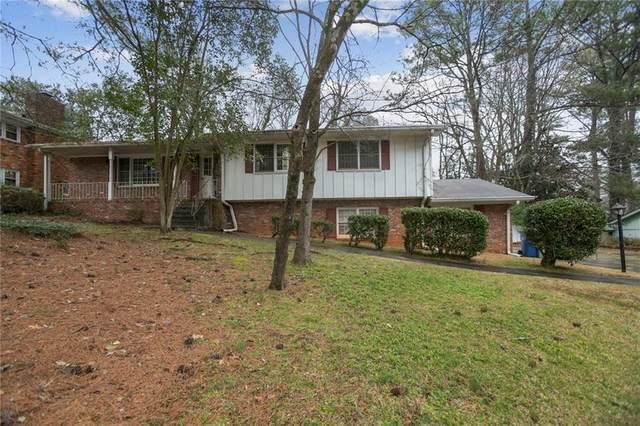 2539 Woodhill Lane, Atlanta, GA 30344 (MLS #6691404) :: North Atlanta Home Team