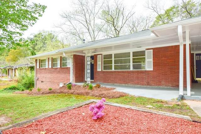 843 S Candler Street, Decatur, GA 30030 (MLS #6691405) :: AlpharettaZen Expert Home Advisors