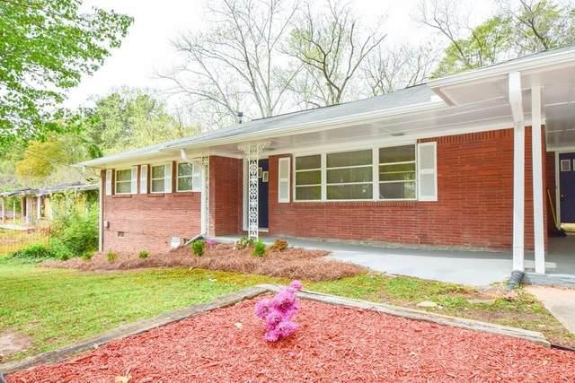 843 S Candler Street, Decatur, GA 30030 (MLS #6691405) :: Thomas Ramon Realty