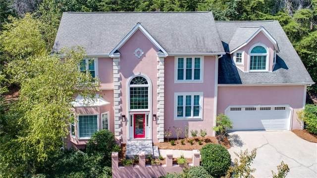 4491 N Slope Circle, Marietta, GA 30066 (MLS #6691414) :: North Atlanta Home Team