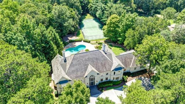 70 Finch Forest Trail, Sandy Springs, GA 30327 (MLS #6691477) :: KELLY+CO