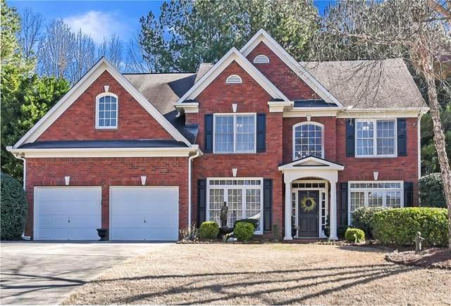 5565 Millwick Drive, Alpharetta, GA 30005 (MLS #6691525) :: MyKB Partners, A Real Estate Knowledge Base