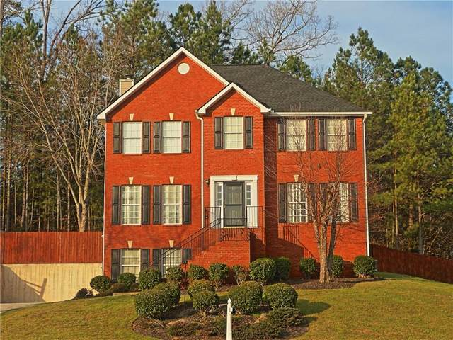 3862 Wolverton Circle, Stonecrest, GA 30038 (MLS #6691601) :: KELLY+CO