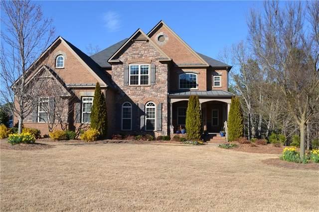 1856 Heritage Pass, Milton, GA 30004 (MLS #6691605) :: MyKB Partners, A Real Estate Knowledge Base