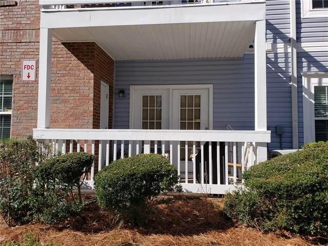 1372 Orchard Park Drive, Stone Mountain, GA 30083 (MLS #6691630) :: Rich Spaulding