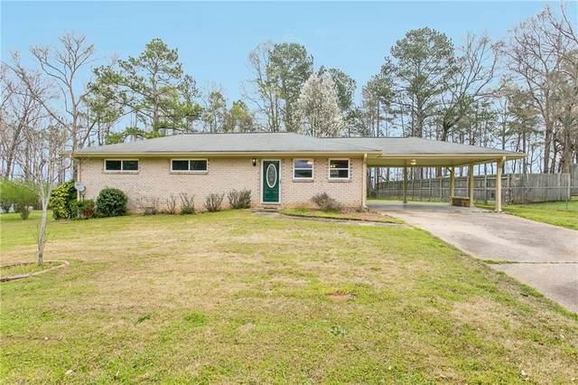 1351 E Stoneybrook Drive, Douglasville, GA 30134 (MLS #6691632) :: North Atlanta Home Team
