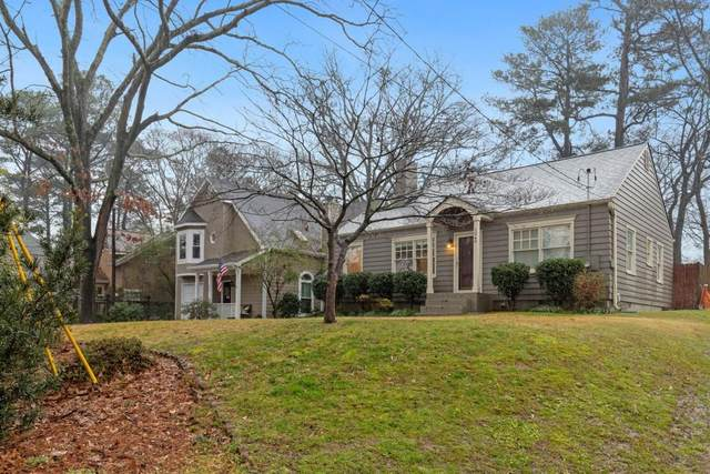 1049 Standard Drive NE, Brookhaven, GA 30319 (MLS #6691676) :: RE/MAX Paramount Properties