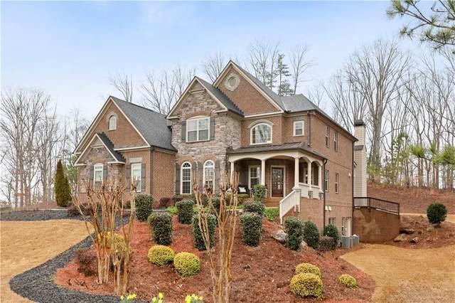 449 Timber Place, Alpharetta, GA 30004 (MLS #6691708) :: MyKB Partners, A Real Estate Knowledge Base