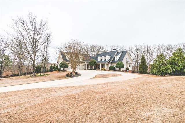 476 Summit Overlook Drive Drive, Dawsonville, GA 30534 (MLS #6691725) :: MyKB Partners, A Real Estate Knowledge Base