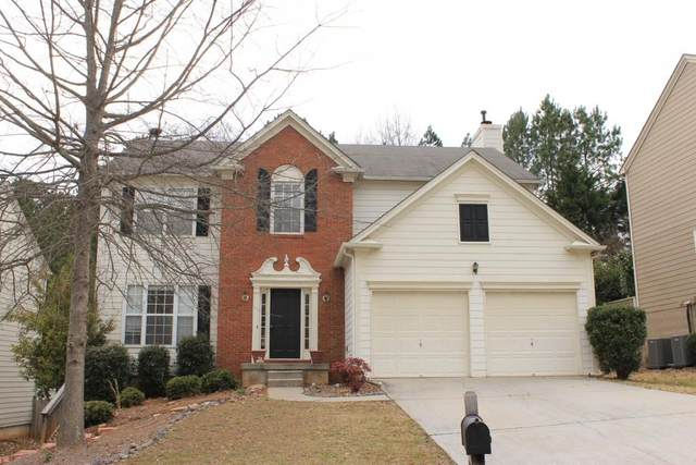 604 Keeneland Terrace, Woodstock, GA 30189 (MLS #6691962) :: The Heyl Group at Keller Williams