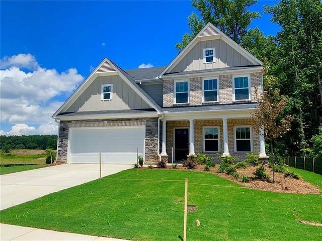 309 Coppergate Court, Holly Springs, GA 30115 (MLS #6691963) :: Kennesaw Life Real Estate