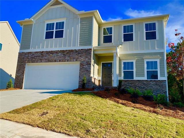 321 Coppergate Court, Holly Springs, GA 30115 (MLS #6692077) :: The Cowan Connection Team
