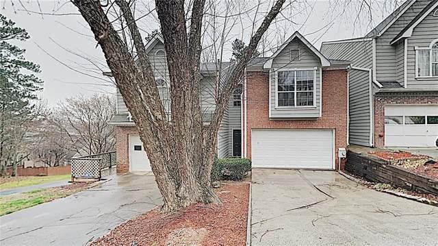 1689 Grist Mill Drive, Marietta, GA 30062 (MLS #6692175) :: Rich Spaulding