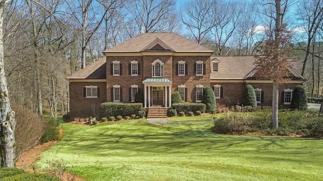 4730 Talleybrook Drive NW, Kennesaw, GA 30152 (MLS #6692184) :: Path & Post Real Estate
