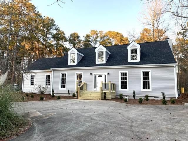 130 Canterbury Lane, Fayetteville, GA 30215 (MLS #6692322) :: North Atlanta Home Team