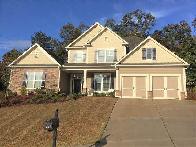 125 Longleaf Drive, Canton, GA 30114 (MLS #6692335) :: MyKB Partners, A Real Estate Knowledge Base