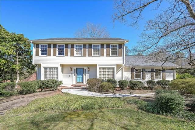 1090 Old Canton Road, Marietta, GA 30068 (MLS #6692352) :: Scott Fine Homes at Keller Williams First Atlanta