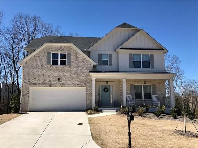 6470 Boulder Ridge, Cumming, GA 30028 (MLS #6692429) :: MyKB Partners, A Real Estate Knowledge Base