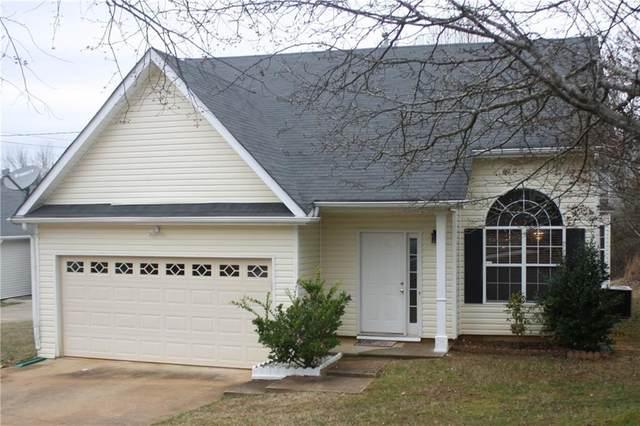 842 Asbury Trail, Lithonia, GA 30058 (MLS #6692475) :: The Cowan Connection Team