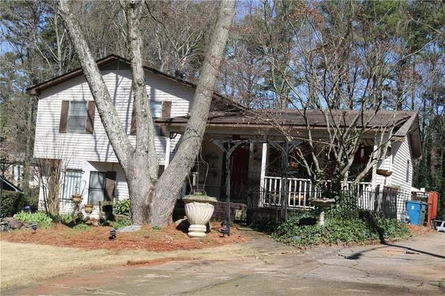 2026 Smith Drive NW, Kennesaw, GA 30144 (MLS #6692548) :: Path & Post Real Estate