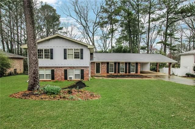 4084 Indian Manor Drive, Stone Mountain, GA 30083 (MLS #6692601) :: North Atlanta Home Team