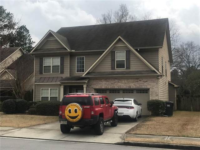 1346 Nathan Mauldin Drive, Lawrenceville, GA 30043 (MLS #6692608) :: MyKB Partners, A Real Estate Knowledge Base