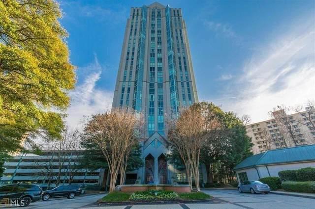 2870 Pharr Court S #108, Atlanta, GA 30305 (MLS #6692629) :: Rich Spaulding