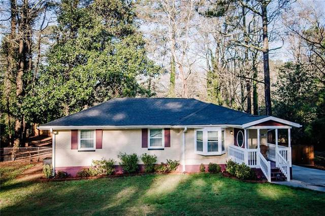 3515 Tulip Drive, Decatur, GA 30032 (MLS #6692643) :: MyKB Partners, A Real Estate Knowledge Base