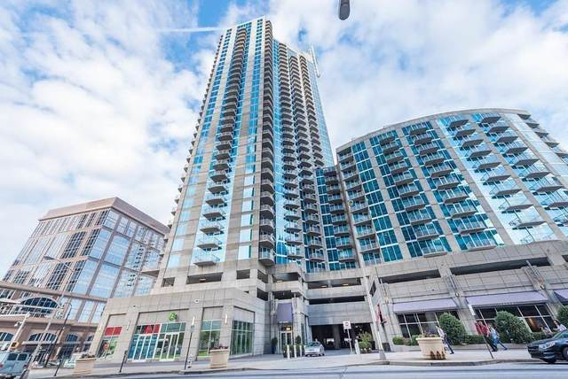400 W Peachtree Street NW #2111, Atlanta, GA 30308 (MLS #6692651) :: The Zac Team @ RE/MAX Metro Atlanta