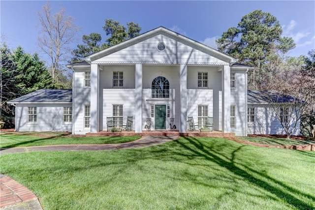 455 Mount Vernon Highway, Sandy Springs, GA 30327 (MLS #6692665) :: Path & Post Real Estate