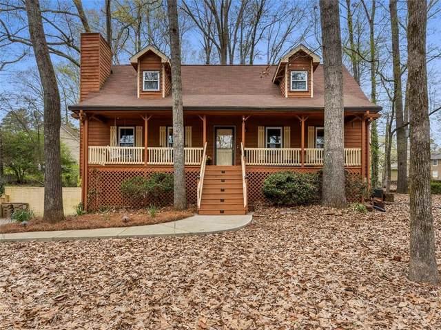 316 Chattahoochee Way, Woodstock, GA 30188 (MLS #6692698) :: RE/MAX Paramount Properties