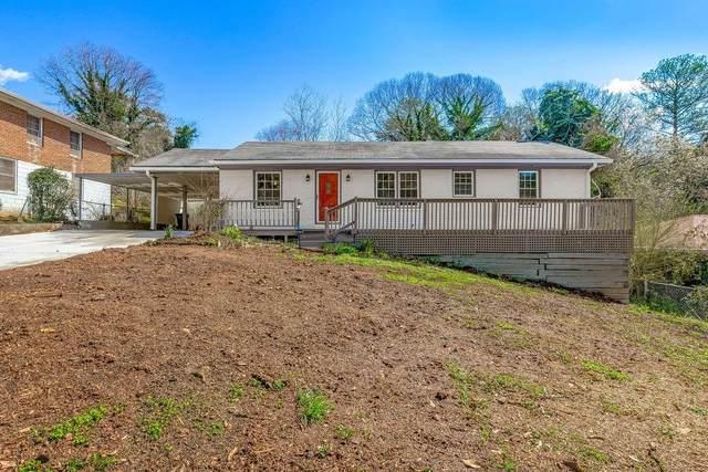 2560 Rockcliff Road SE, Atlanta, GA 30316 (MLS #6692703) :: The Heyl Group at Keller Williams