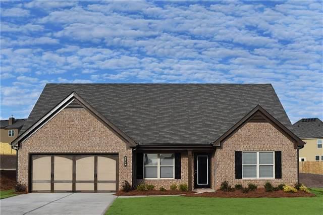 1015 Scarlet Sage Circle, Auburn, GA 30011 (MLS #6692747) :: MyKB Partners, A Real Estate Knowledge Base