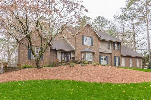 4564 Polo Lane SE, Atlanta, GA 30339 (MLS #6692769) :: Scott Fine Homes at Keller Williams First Atlanta