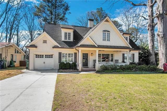 1060 Northcliffe Drive NW, Atlanta, GA 30318 (MLS #6692796) :: MyKB Partners, A Real Estate Knowledge Base